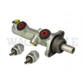 611 021 251 C Hauptbremszylinder 23,8mm (2 Schalter) (für Bremskraftverstärker)