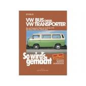 LI  013 25A D Reparaturbuch VW-Bus T3 Diesel 'So wird`s gemacht'