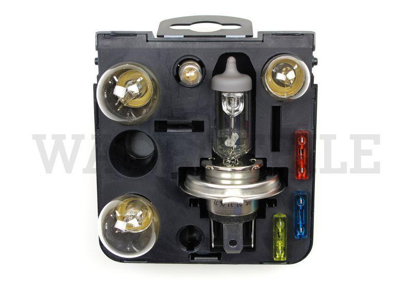 045 132 25A Sortiment Glühlampen 12V, Halogen H4