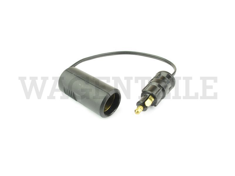 053 971 00Z Adapter Autosteckdose (DIN/ISO 4165) auf Zigarettenanzünder (SAE)