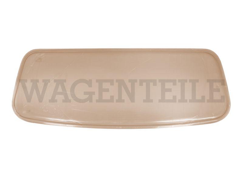 070 740 255 D Dachfenster festes Hochdach, Isolierglas (Acryl), bronze getönt
