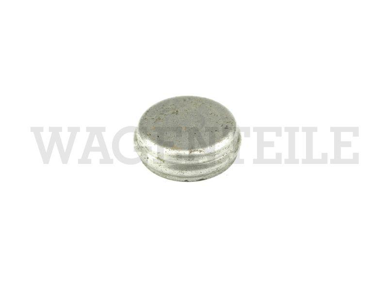 101 157 113 Verschlussdeckel 27,4mm Nockenwellen-Bohrung bis '65