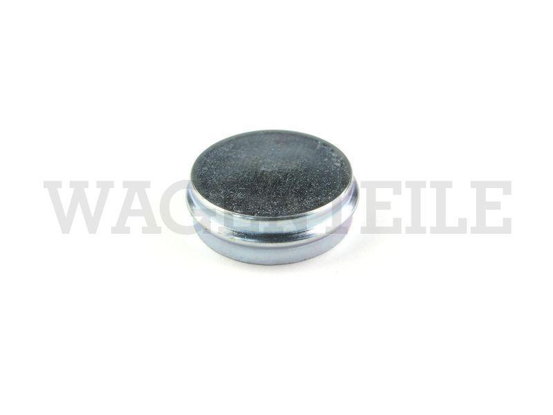 101 157 113 C Verschlussdeckel (Blech) 29,9mm Nockenwellen-Bohrung hinter Schwungrad