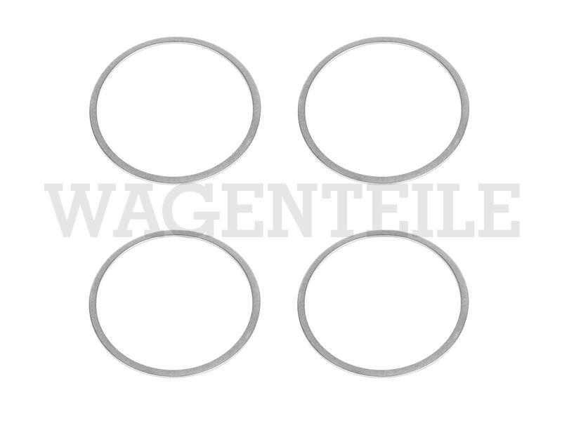 101 387 311 A /4 Ausgleichsringe Zylinderkopf 1mm (4 Stück)