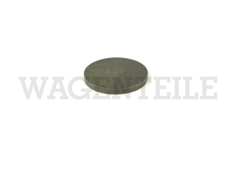 109 556 056 -R Einstellscheibe Ventil 3,05mm