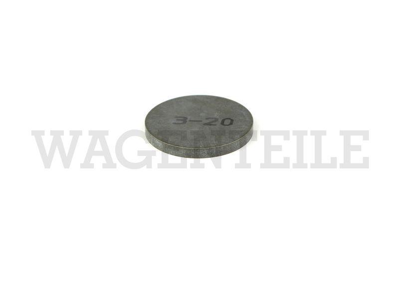 109 559 056 -R Einstellscheibe Ventil 3,20mm