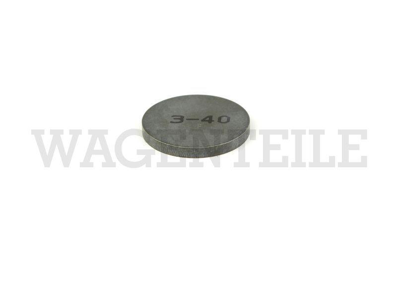 109 563 056 -R Einstellscheibe Ventil 3,40mm