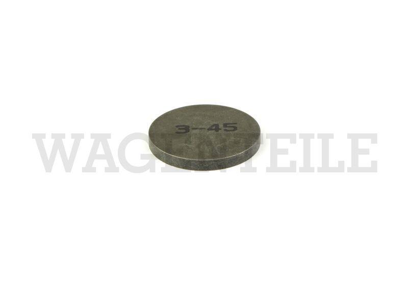 109 564 056 -R Einstellscheibe Ventil 3,45mm