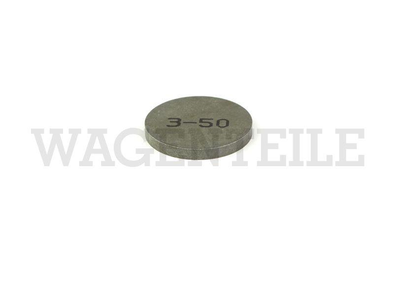 109 565 056 -R Einstellscheibe Ventil 3,50mm
