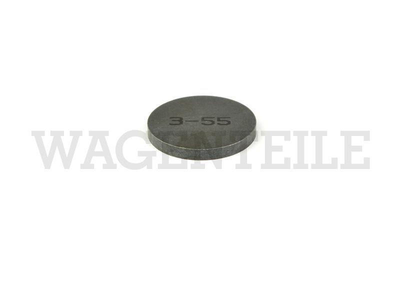 109 566 056 -R Einstellscheibe Ventil 3,55mm