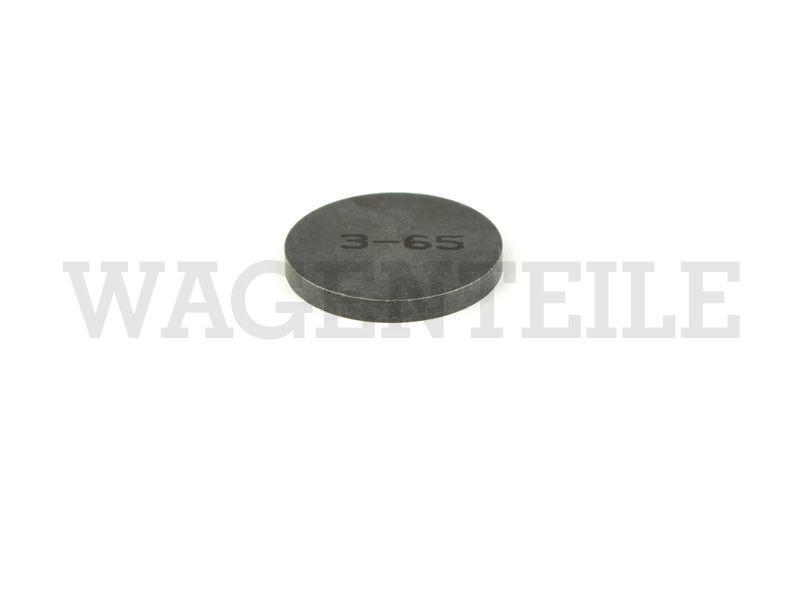 109 568 056 -R Einstellscheibe Ventil 3,65mm