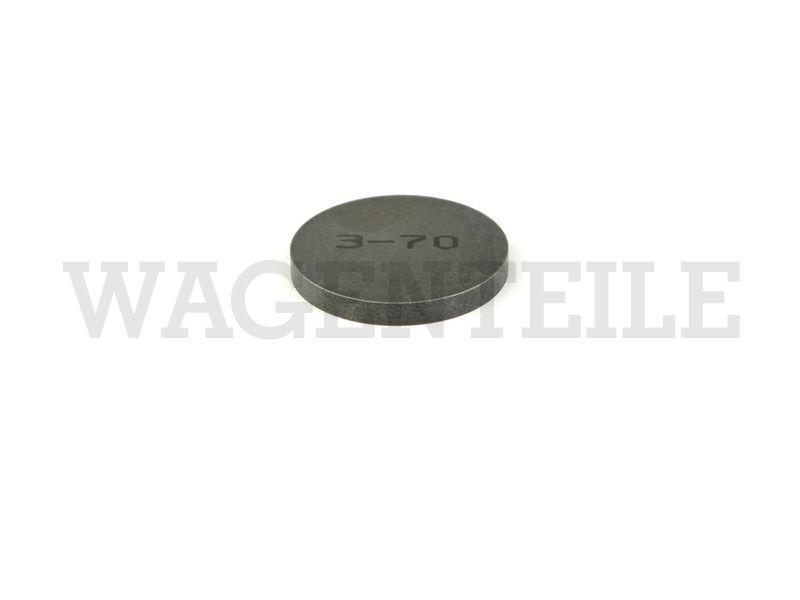 109 569 056 -R Einstellscheibe Ventil 3,70mm