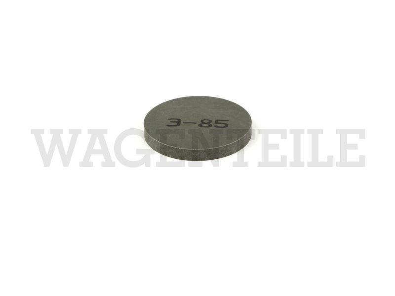109 572 056 -R Einstellscheibe Ventil 3,85mm