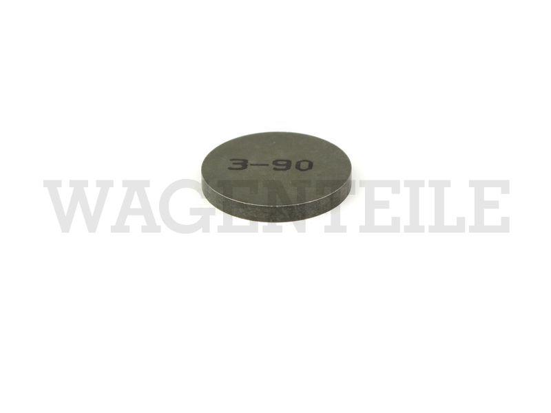 109 573 056 -R Einstellscheibe Ventil 3,90mm
