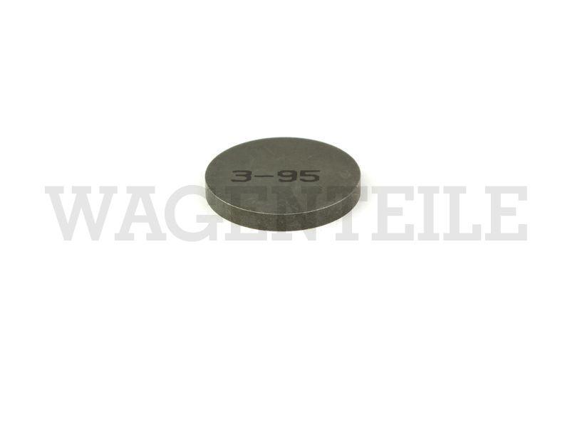 109 574 056 -R Einstellscheibe Ventil 3,95mm