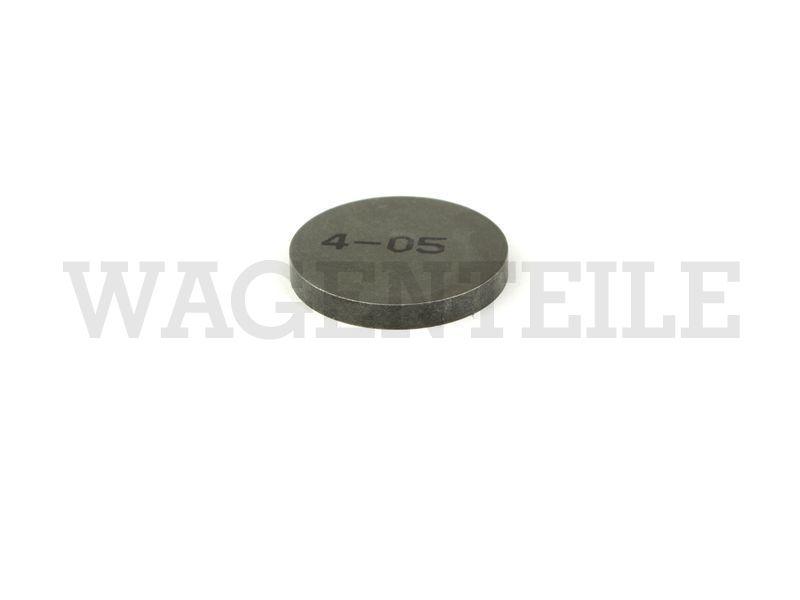 109 576 056 -R Einstellscheibe Ventil 4,05mm