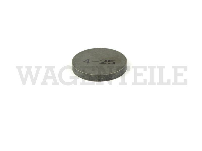 109 580 056 -R Einstellscheibe Ventil 4,25mm