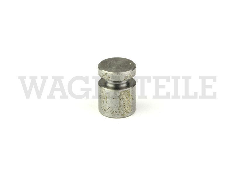 115 411 021 B Kolben Öldruckregelventil 16,5x22 mit Nut Übergröße