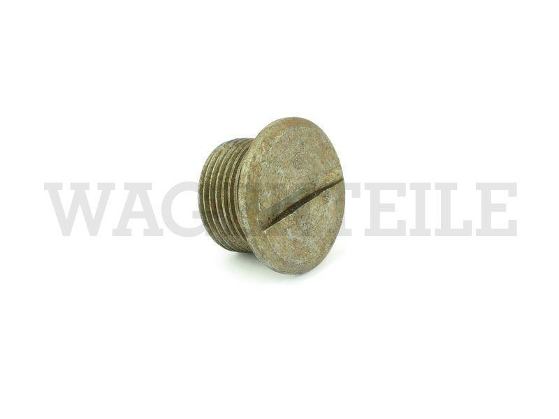 115 431 025 Verschlussschraube Öldruckregelventil M22x1,5