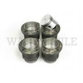 198 069 311 F /4 Satz Kolben/ Zylinder 85,5mm (flach)