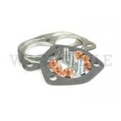 298 001 021 A Montagesatz Schalldämpfer / Endrohr
