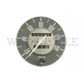 957 055 211 AX -G Tachometer mit Tageskilometerzähler