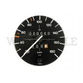 957 055 251 JX -G Tachometer mit Tageskilometerzähler (1,9-2,0, 4-Gang und Automatik, nicht 44kW DF)