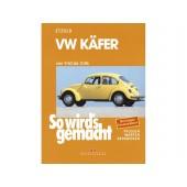 """LI  013 11C E Reparaturbuch VW-Käfer """"So wird's gemacht"""""""