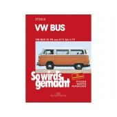 LI  013 21A A Reparaturbuch VW-Bus T2 1,6 'So wird`s gemacht' (Nachdruck)