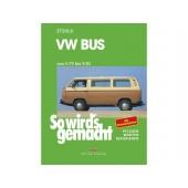 """LI  013 25A C Reparaturbuch VW-Bus T3 LBX 1,6/2,0 """"So wird's gemacht"""" (Nachdruck)"""