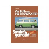 """LI  013 25A D Reparaturbuch VW-Bus T3 Diesel """"So wird's gemacht"""""""