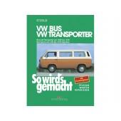 LI  013 25A E Reparaturbuch VW-Bus T3 Wasserboxer 'So wird`s gemacht' (Nachdruck)